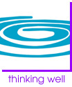 Thinking Well Personal Counseling & Coaching Logo