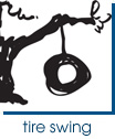 Tire Swing Childcare Name and Logo - Norcross GA Childcare Center