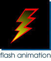 Creative Sharks Flash Animation