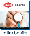 Rollins Benefits Web Site