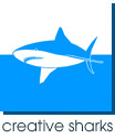 Creative Sharks Web Site