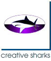 Original Creative Sharks Web Site
